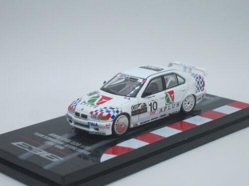 BMW 318i E36 #10 SCHNITZER JTCC 1995 Steve Soper 1//64 INNO 64