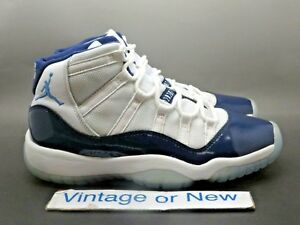 new style 38bf4 49b72 Image is loading Nike-Air-Jordan-XI-11-Low-Win-Like-