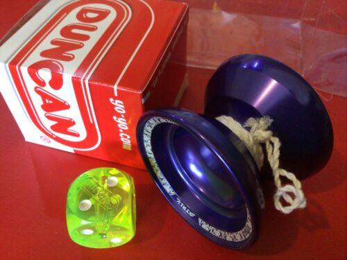 Duncan Yoyo Expert Strix Dark Blue...Collectable Toy...New