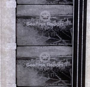 Advertising 16mm Film Reel - Seattle First National Bank Open/Close (SB39)