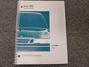 1994 saab 900 hatchback convertible 5 speed shop service repair rh ebay com 1995 Saab 900 1982 Saab 900 Turbo