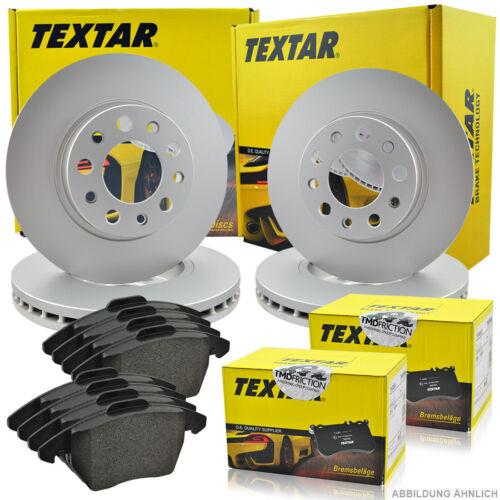 TEXTAR Bremsscheiben Beläge Vorne /& Hinten MAZDA CX-5