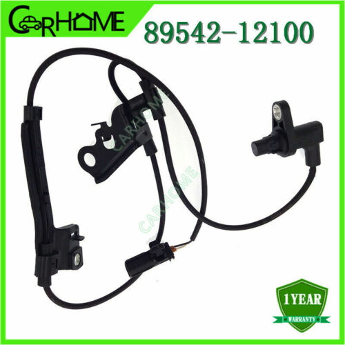 89542-12100 ABS Speed Sensor Front Right Fits For 2009-2013 Toyota Corolla 2ZRFE