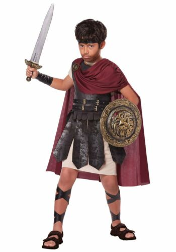 California Costumes Collections 00449 Child Spartan Warrior