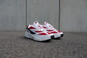 Details zu FILA Venom Low V94M Men EU 42 US 9 rot Sneaker Herren Schuhe  disruptor NEU!