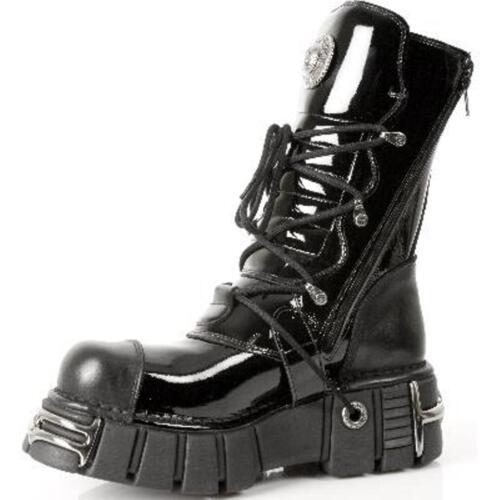 Newrock Unisex S1 313 Boots Black Nr New Rock M gfOnraqg