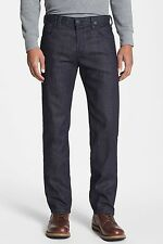 NWT Citizens of Humanity The Core in Baron Slim Straight Stretch Jeans 40 x 34