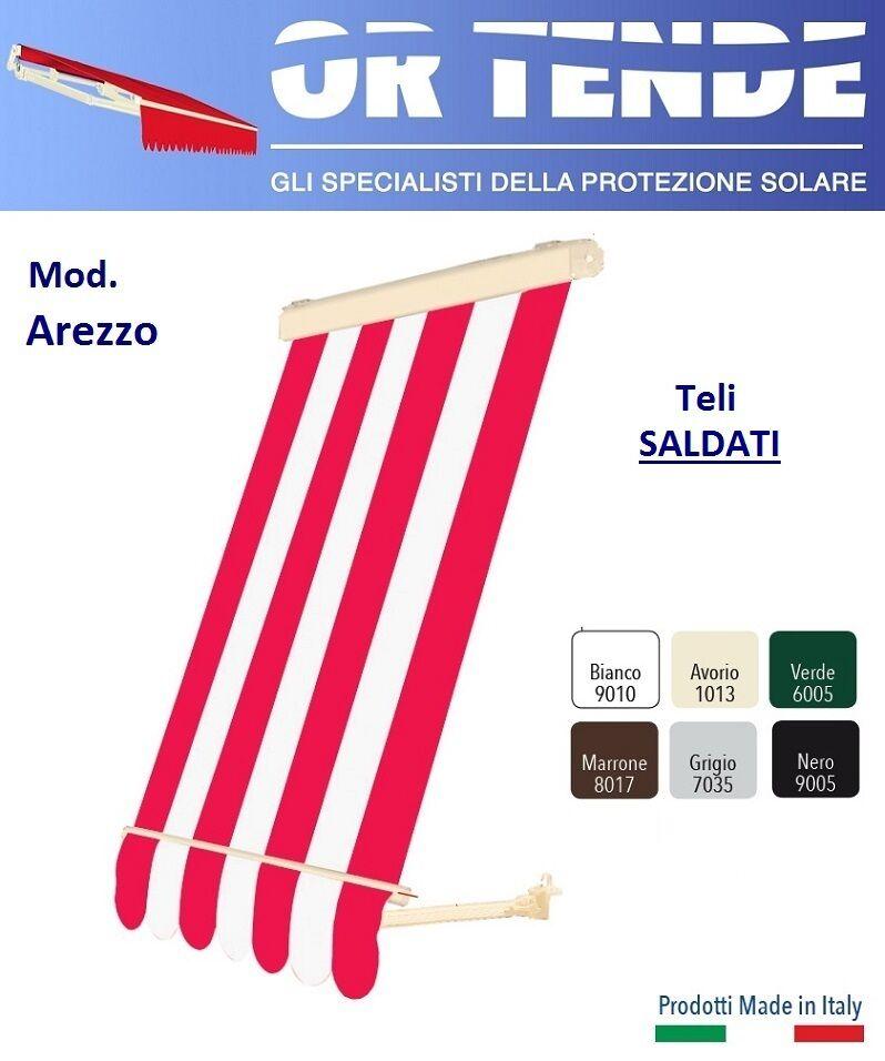 OR TENDE, Tenda da Sole Sole Sole a Caduta Cassonetto Tondo, Produzione Italiana SU MISURA 7a585c