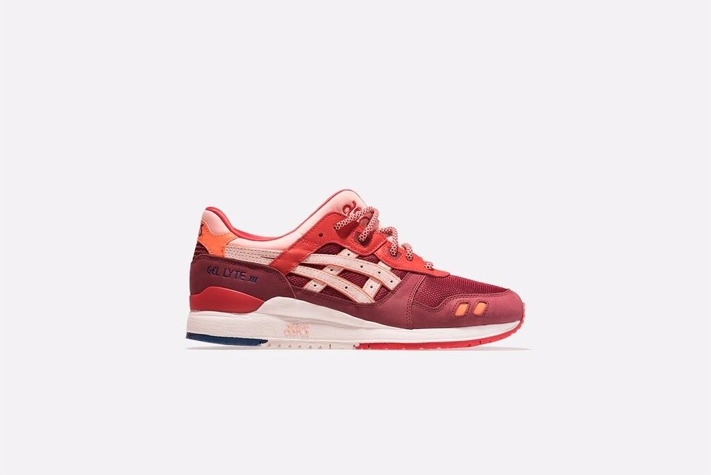 Ronnie Fieg X Asics Made In Japan Gel-Lyte III Volcano Size 10 - FREE SHIPPING