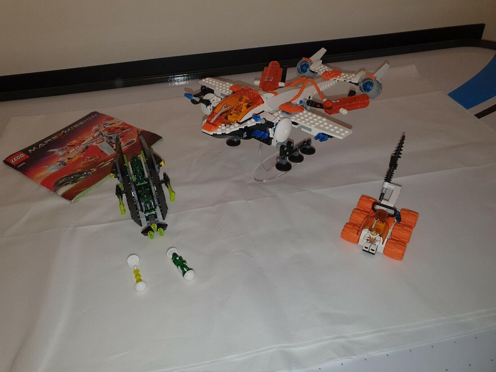 LEGO Mars Mission 7692   MX-71 Recon spedizione diretta-USATO - 100% COMPLETO  online al miglior prezzo