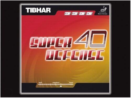 Tibhar Eccellente Defense 40 Rivolto Ping Pong Topping