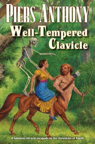 Well-Tempered Clavicle (Xanth)-ExLibrary