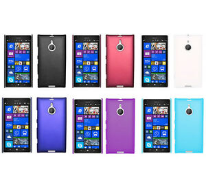 Hard-Rubberized-Matte-Snap-On-Slim-Cover-Case-for-Nokia-Lumia-1520