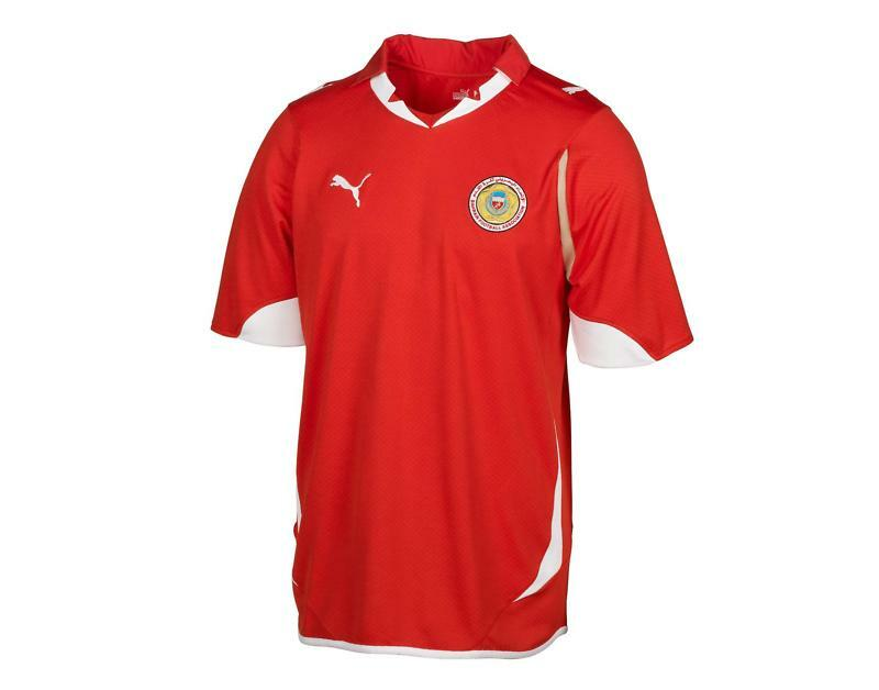 RAREPuma BAHRAIN NATIONAL TEAM Football Soccer Shirt OFFICIAL JerseyMens sz M