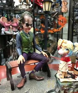 Suicide-Squad-Scene-Ver-Joker-amp-Baby-Harley-Quinn-PVC-Figure-Statue-Toy-New