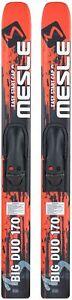 MESLE Duoski Big Duo FLAT 170 cm, Paarski mit B2 Bindung