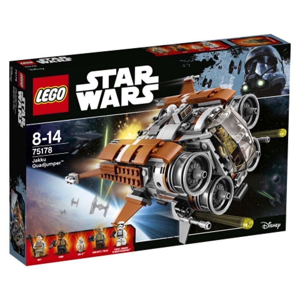 LEGO® Star Wars™ 75178 Jakku Quadjumper™ NEU OVP NEW MISB