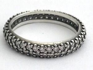 anello serpente pandora indossato