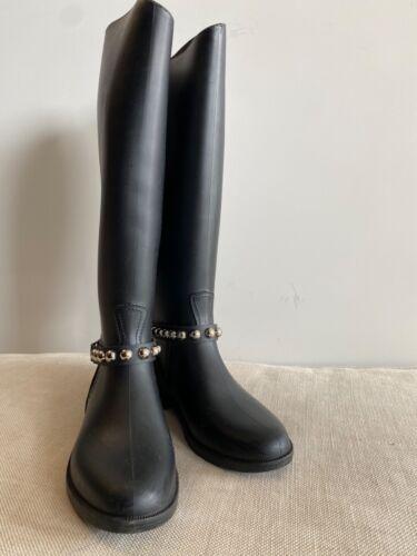 RED Valentino Rain Boots size 38