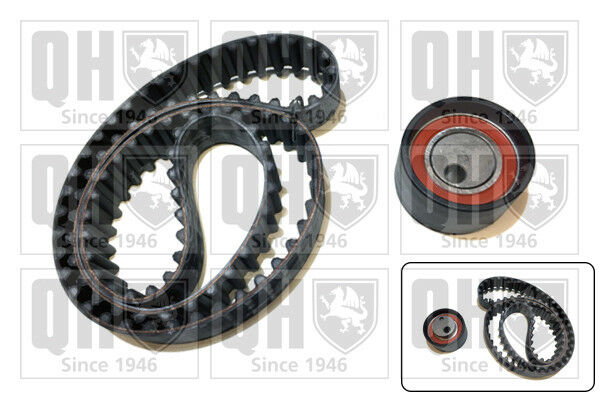 Correa Dentada Kit Se Ajusta Suzuki Grand Vitara Mk1 1.6 de 98 a 05 G16B Set QH Calidad