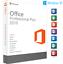 Microsoft-Office-2019-Professional-Plus-Download-and-Key-32-64-Bit-Rapido-Envio miniatura 1