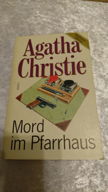 Agatha Christie : Mord im Pfarrhaus - Miss Marple Kriminalroman