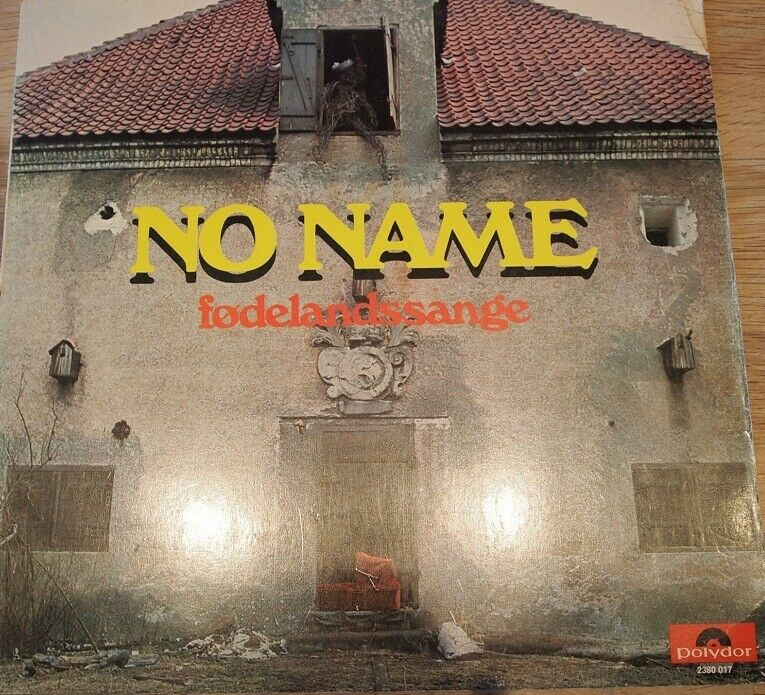 LP, NO NAME , Fødelandssange