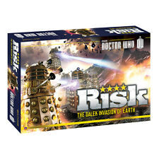 Doctor Who Edition RISK New 2014!  Boys & Girls 10+ MSRP=$49.95
