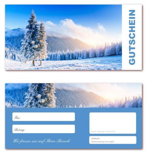 Gutscheine Reisen Urlaub Wellness Skifahren Winter-622 10 Geschenkgutscheine
