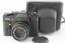 ZENIT 21XS Russian SLR Camera MC Helios 44m-7