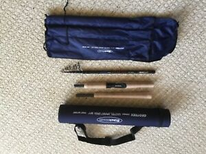 New-BlackRock-Geotrex-9-telescopic-carbon-spinning-rod-with-hard-case