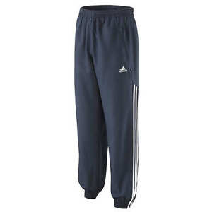 b195aae9facc adidas 3S Stinger Mens Jogging Pants Track Pants Navy Size Small 30 ...