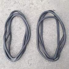 Weatherstrip Door Rubber Complete Set Mazda Familia 1200 1300 1400 UTE Pickup