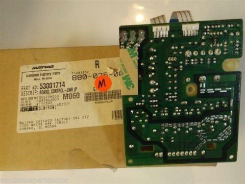 Maytag Microwave 53001714 Board, Control (pcb) NEW IN BOX