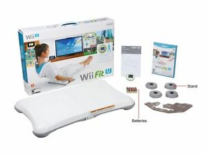 NEW-Wii-U-Balance-Board-Wii-Fit-U-Fit-Meter-Bundle-Strong-Warranty