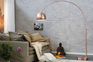 Piantana lampada ad arco late lounge rame lounge design lampada
