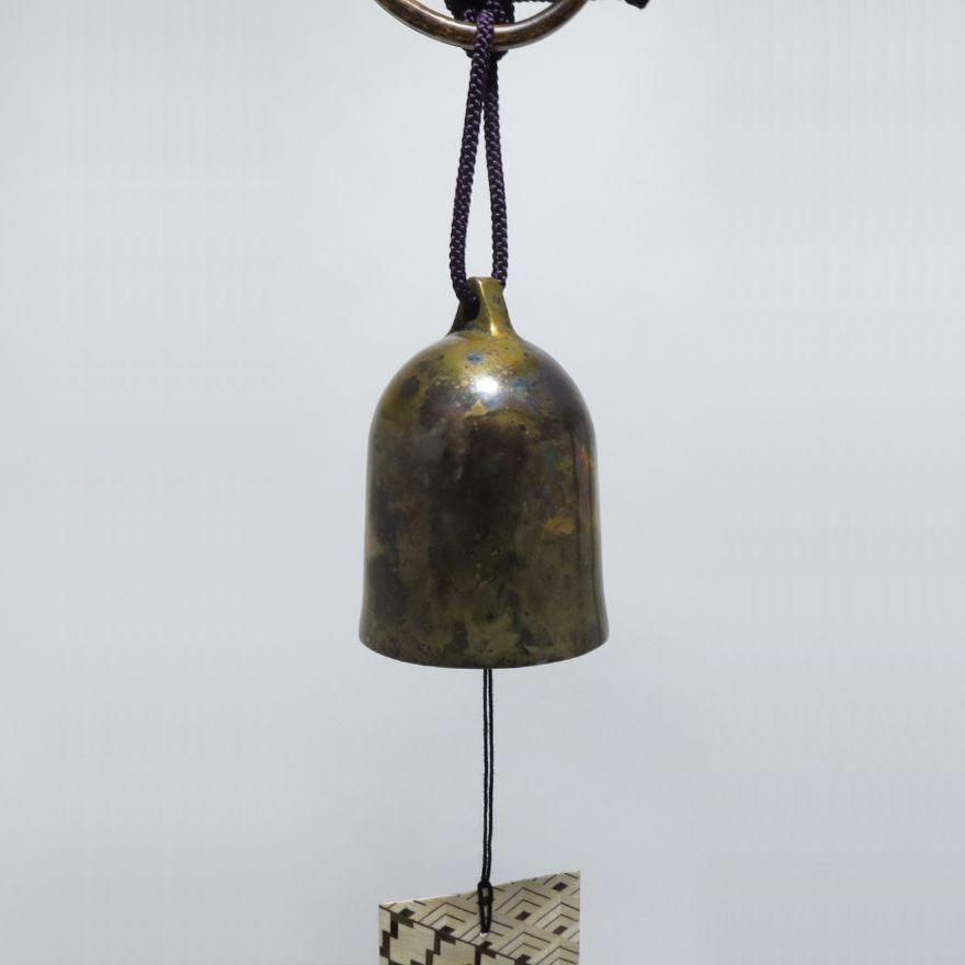 Handcrafted Odawara Sahari Fuurin (L) (Japanese Wind Bell of Highest Class)