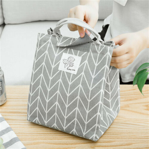 Lunch Bags for Women Insulated Storage Bag for Picnic Tote Bags Casual Handbag