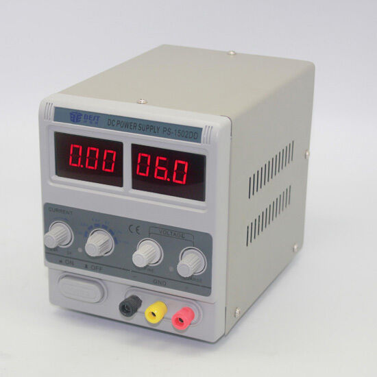 PS-1502DD 15V 2A adjustable DC Lab power supply for Mobile phone repairer