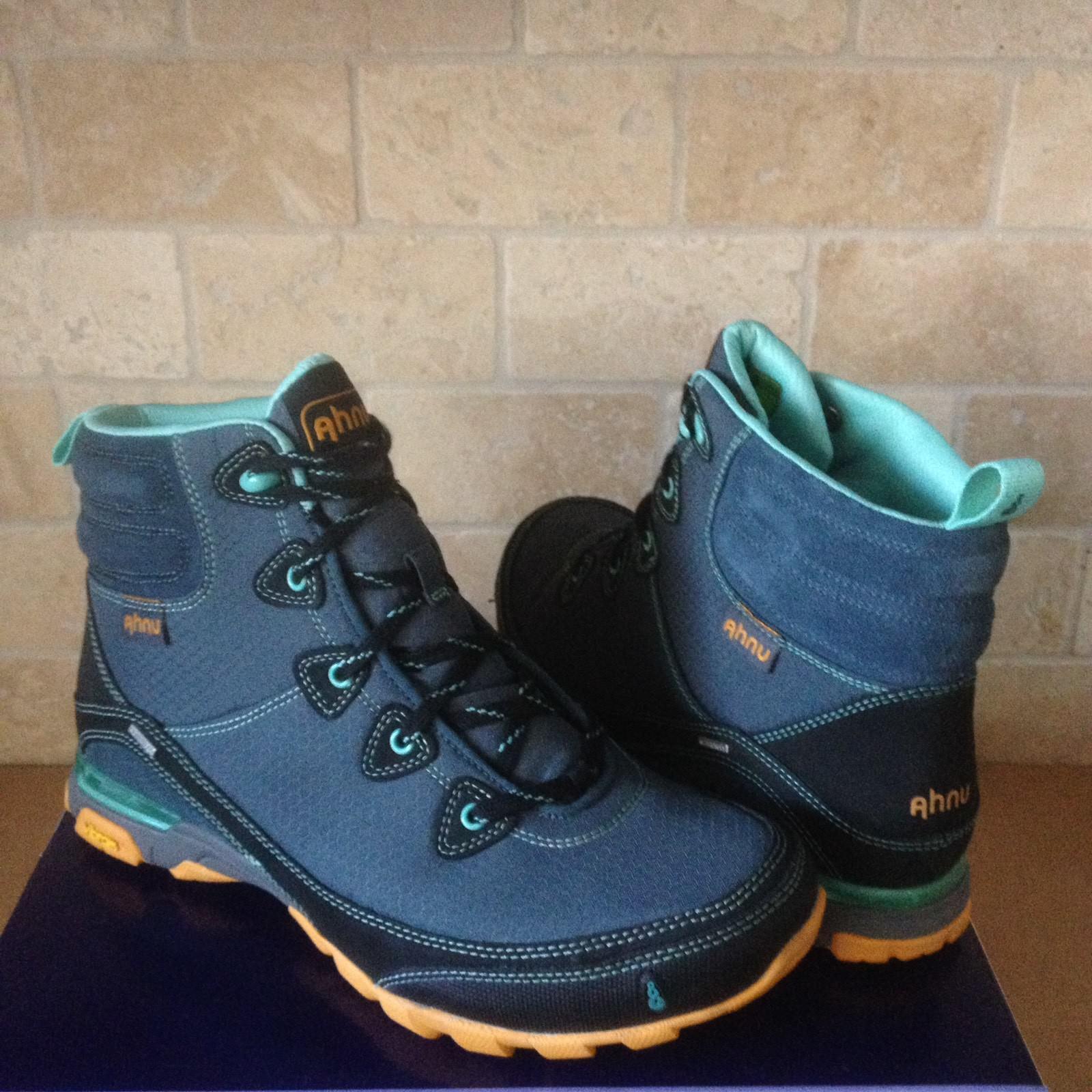 AHNU Sugarpine Schuhes Dark Slate Waterproof Hiking Trail Stiefel Schuhes Sugarpine Größe 5.5 Damenschuhe 5522d1