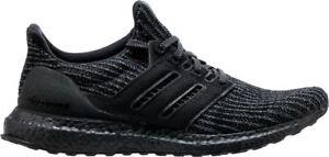cb048bb052f69 Image is loading Adidas-UltraBoost-4-0-Triple-Black-BB6171-New-