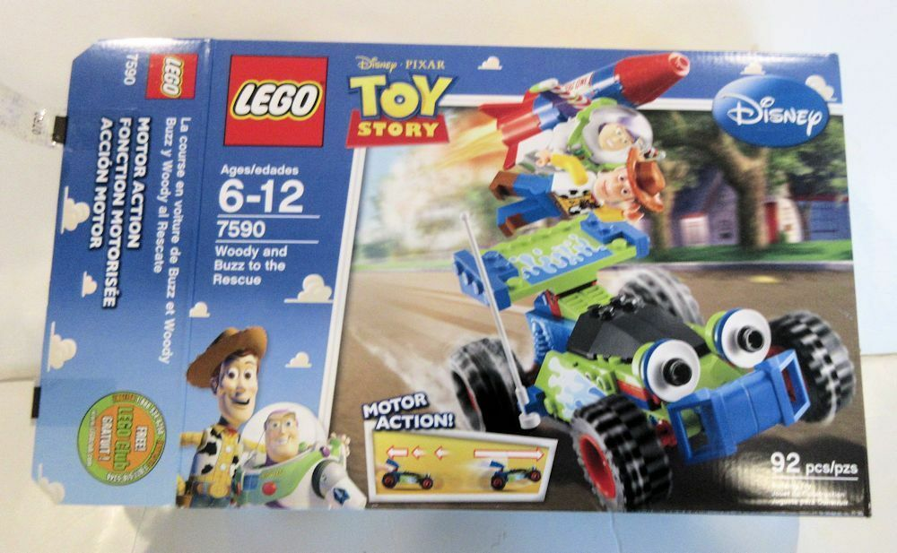 LEGO 7590 TOY STORY Woody and Buzz to the Rescue - Used