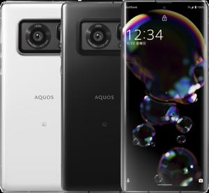 SHARP AQUOS R6 5G Android Phone Leica Lens 1 inch sensor docomo ver. Unlocked