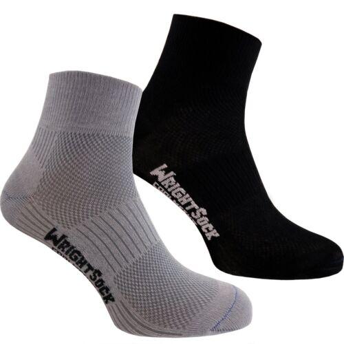 laufsocke modèle coolmesh Wrightsock-Deux Paires Sport Professionnel chaussettes au Sparpack