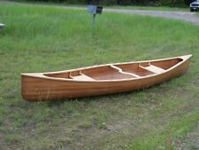 PLANS HOW TO BUILD a Cedar Strip Canoe, 3 Kayaks, and a Portage Rig