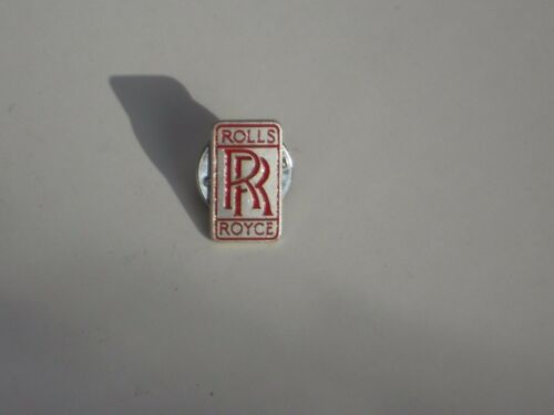 voiture PINS LOGO AUTOMOBILE ROLLS ROYCE