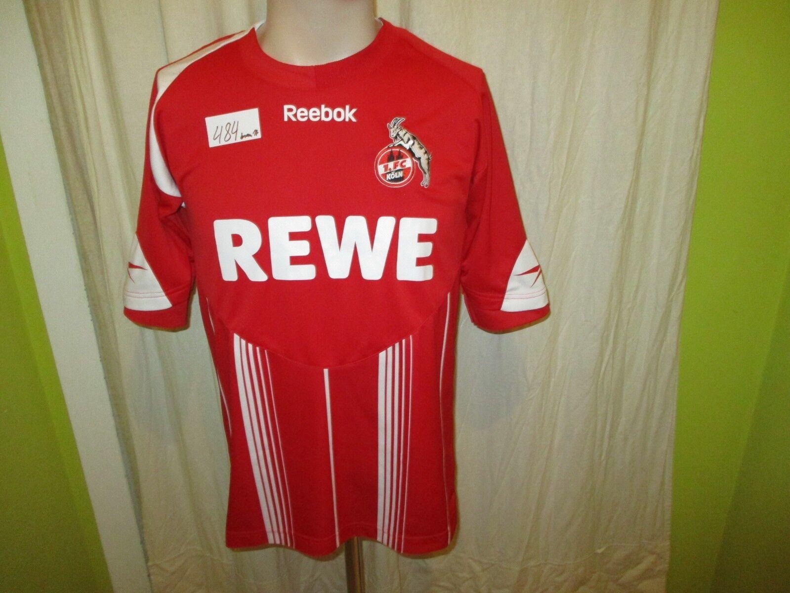 1.FC Köln Original Reebok Heim Trikot 2009/10