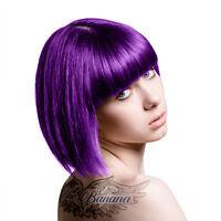 stargazer hair dyes purple semi permanent colour colouring agent dye - Coloration Rouge Permanente
