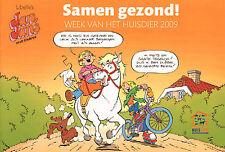 JAN , JANS EN DE KINDEREN - SAMEN GEZOND (WEEK VAN HET HUISDIER 2009)