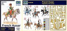 a Master Box MB3208 - Ussaro Francese delle Guerre Napoleoniche (Scala 1/32)